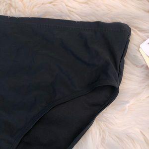 St. John's Bay Swim - Slender Bikini bottoms 18W